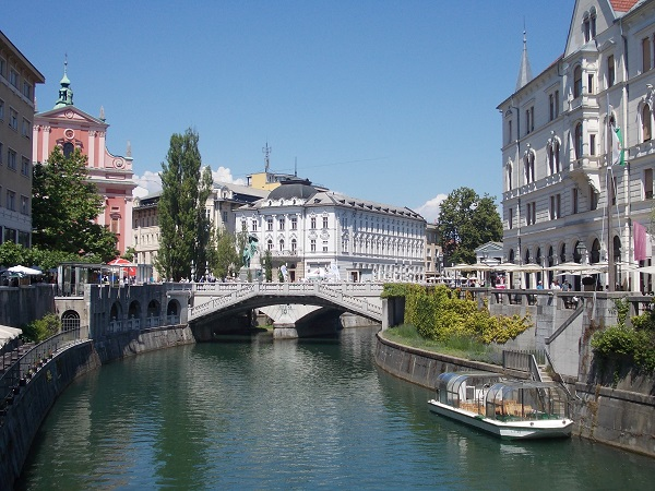 Ljubljana - The Capital of Slovenia
