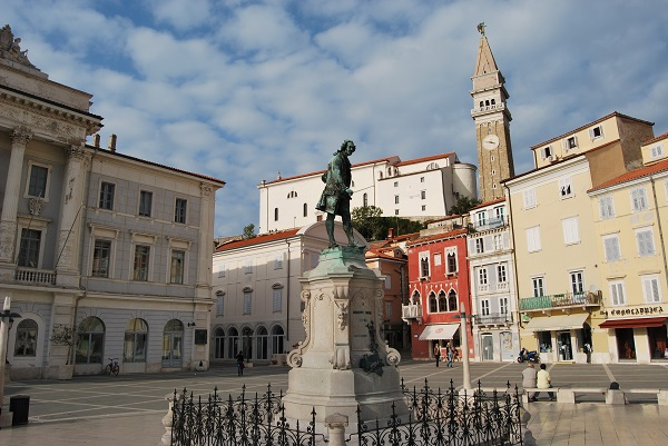 Piran - Jewel of the Slovenian Coast